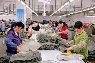 纺织服装厂起名