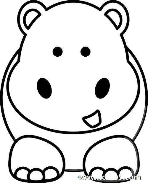 动漫 简笔画 卡通 漫画 手绘 头像 线稿 500_617